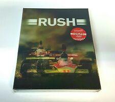 RUSH Blu-ray STEELBOOK Lenticular [KOREA] KIMCHIDVD [#0105/2500] NEW / MINT /OOP
