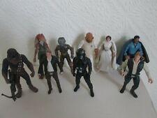 Star Wars figures , job lot .