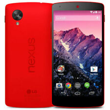 LG Nexus 5 D820 - 32GB - Red (Unlocked) Smartphone