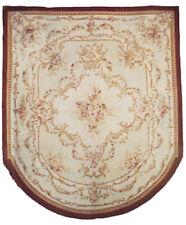 Oversized Antique Aubusson Carpet, hand-woven France, C1850, rare, magnificent