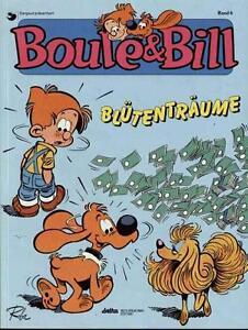 Boule & Bill Nr. 6: Blütenträume