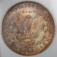 1898-O Morgan Silver Dollar Coin, NGC MS-64 Toned