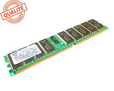 Mémoire 1GO/GB DDR PC2100R CL2 ECC Samsung PC2100 M312L2828DTO-CA2 184PIN