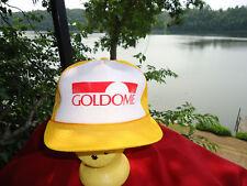 BALL CAP - GOLDOME