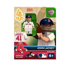 MLB Boston Red Sox John Lackey Generation 3 Toy Figure NEW Toys Baseball