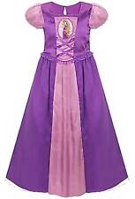 Disney Store Tangled Rapunzel Nightgown Pajamas Size 7/8