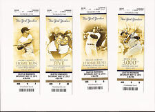 Yankee Special collectors real game ticket Mickey Mantle HOME RUN
