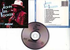 "John Lee HOOKER ""Blues collection"" (CD) 1990 Boom Boom"