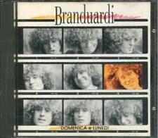 """ANGELO BRANDUARDI """"Domenica e Lunedi"""" CD-Album"""