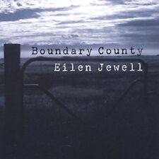 Eilen Jewell Boundary County LP Vinyl 13 Track With Inner Sleeve and Download