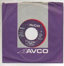 "R.B. FREEMAN 45 RPM Promo Record ""CHAIN GANG"" 1972 Produced by Hugo & Luigi MINT"
