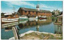Worcestershire; The Canal Basin, Stourport PPC, Unposted, By Salmon