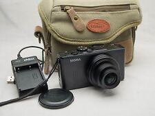 SIGMA dp1-Fotocamera digitale 16,6 mm NERO-molto bene