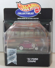 Hot Wheels Collectibles 1932 Ford Coupe A9814