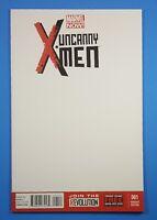 The Uncanny X-MEN Vol. 3 #1 Blank Sketch Cover Variant Marvel Comics 2013 NM