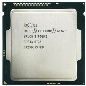 Intel Celeron G1820  2.7Ghz Socket 1150