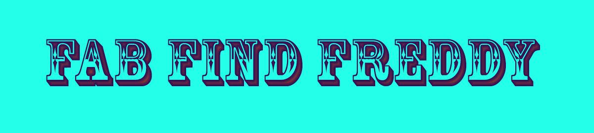 fabfindfreddy