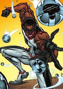 MISTER TERRIFIC / DC Comics The New 52 (Cryptozoic 2012) BASE Trading Card #38