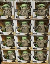 Star Wars The Mandalorian The Child Baby Yoda 11'' Plush With Accessories