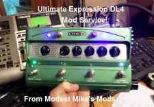 Line 6 DL4, MM4, DM4, and FM4 Ultimate Expression Mod Service!