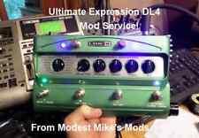 Line 6 DL4, MM4, DM4, and FM4 Ultimate Expression Mod Service!