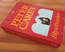 ILLYWACKER ~ Peter Carey. Dazzling comic narrative Haunting Contemp classic UNre