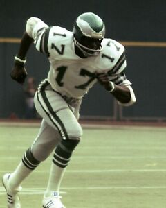 HAROLD CARMICHAEL 8X10 PHOTO PHILADELPHIA EAGLES PICTURE NFL FOOTBALL ACTION