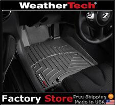 WeatherTech Floor Mats FloorLiner for Nissan 370Z - 2009-2017 - Black