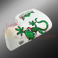 Craftsman White Gecko Magnetic Golf Putter Head Cover Titleist Scotty Cameron