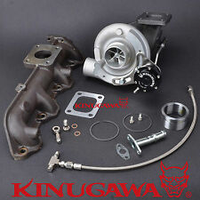 Kinugawa Turbo Kit Fuso 4D31T 4D34T 3.6/3.9L Diesel Canter TD05H-17C W/ Actuator