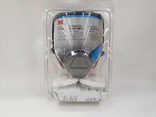 3M Full-Face 69P71P1 Paint Project Respirator Kit, Large, New, Exp 2023