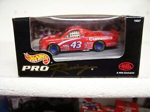 1998 1/64 #43 JIMMY HENSLEY CUMMINS CRAFTSMAN  TRUCK DODGE HOT WHEELS  PRO