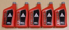 Genuine Pro Honda HP4S Full Synthetic 10W-30 4-Stroke Engine Motor Oil 5 Quarts