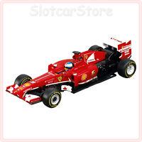 """Carrera GO 64010 Formel 1 Ferrari F138 """"F.Alonso No.3"""" 1:43 Slotcar Auto GO Plus"""
