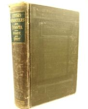 N.A.S.A. provenance. 1930 Atoms, Molecules and Quanta by Arthur Ruark & H Urey