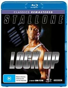 Lock Up Blu-ray