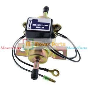 12V Electric Fuel Pump 68371-51210 For Kubota D905 D1005 D1105 V1305 V1505 V1902