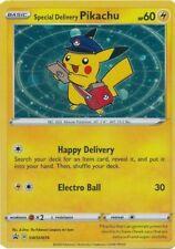 Special Delivery Pikachu - SWSH074 - Pokemon Center SEALED Exclusive Pokemon NM