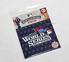 2013 WORLD SERIES PATCH - OFFICIAL LICENSED MLB JERSEY SLEEVE  PATCH