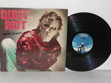 QUIET RIOT Metal Health LP 1983 Pasha Records Glam Heavy Metal Plays Well VG+