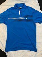 Callaway Golf Mens Opti-Dri Polo Golf Shirt Short Sleeve Size XL
