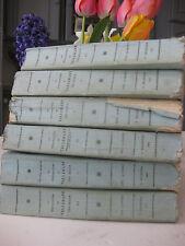 1865 Les Historiettes de Tallemant des Reaux 6 tomes Complet