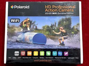 Polaroid XS100i WiFi HD 1080p 16MP Action Cam *BNIB (less than 2/3 Price)