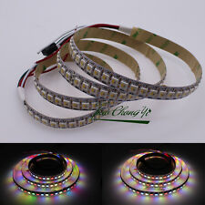 1m 144 leds/pixels/m SK6812 RGBWW  4 color in 1 LED 5050 LED Strip Stripe 5V