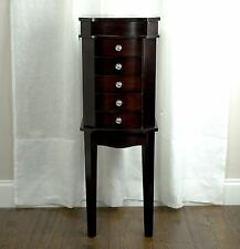Hives Honey Audrey Jewelry & Accessory Armoire Wooden Jewelry Box - Espresso