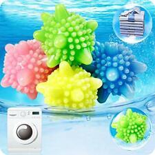 5pcs Reusable Laundry Dryer Balls Tumble Clothes Fabric Softener UK Local Seller