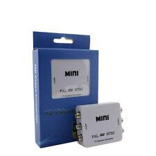 PAL to NTSC TV System TV Video Converter PAL/NTSC /SECAM to PAL NTSC Adapter