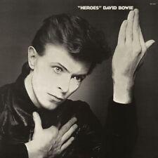 DAVID BOWIE - HEROES (2017 Remastered)  (LP Vinyl) sealed