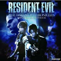 Resident Evil: The Darkside Chronicles - Original Video Game Soundtrac (NEW 2CD)