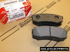 Lexus GX460 (2010-2018) OEM Genuine REAR BRAKE PADS / PAD SET 04466-60140